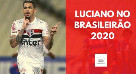 Luciano no Campeonato Brasileirão