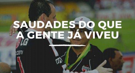 Saudades do que a gente já viveu, São Paulo