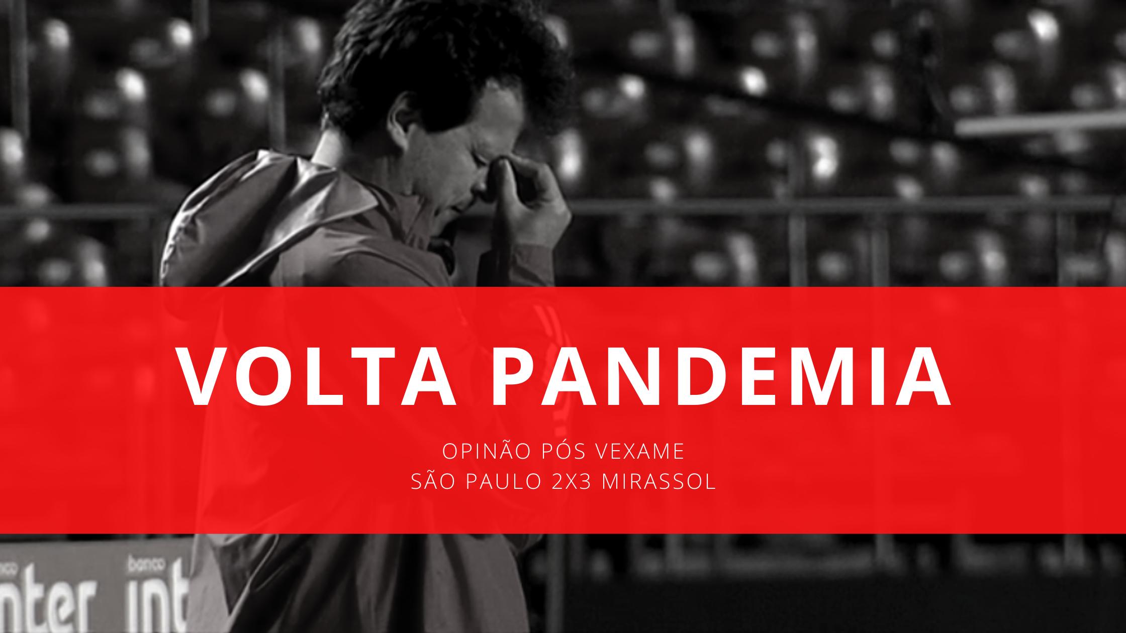 Volta Pandemia