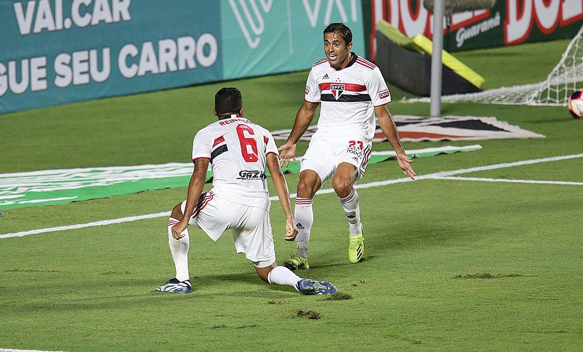 Pelo Paulistão, Tricolor vence o RB Bragantino no Morumbi