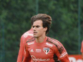 """Igor Gomes celebra chance de trabalhar com Ceni no São Paulo: """"Faz as coisas de coração"""""""