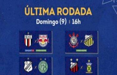 FPF define horários da última rodada da primeira fase do Campeonato Paulista