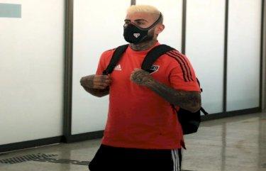 De volta ao Brasil, Liziero conversou com a SPFCtv